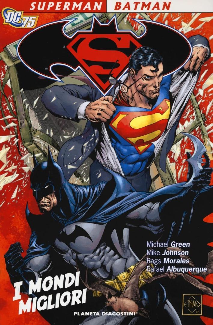 Superman-Batman. I mondi migliori. Vol. 1