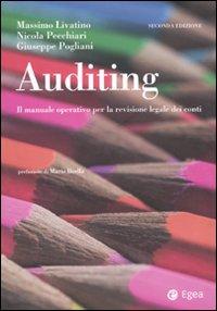 Auditing. Il manuale operatico per la revisione legale dei conti