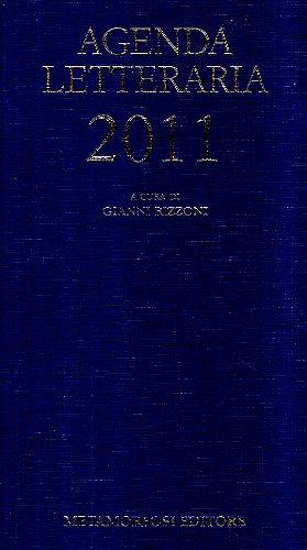 Agenda letteraria 2011