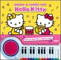 Suona e canta con Hello Kitty. Con gadget