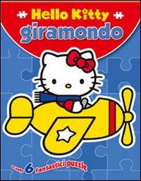 Hello Kitty giramondo. Con puzzle