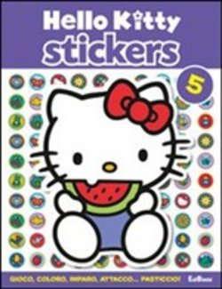 Hello Kitty. Stickers. Ediz. illustrata. Vol. 5