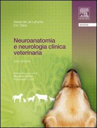 Neuroanatomia e neurologia clinica veterinaria.