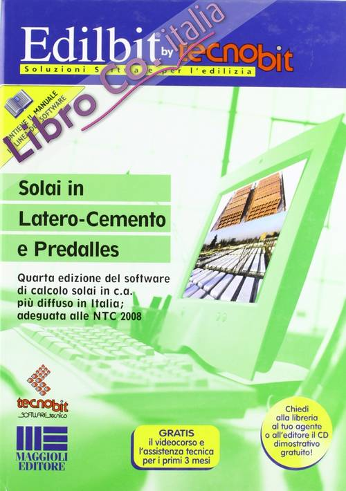 Solai in latero cemento e predalles. Con CD-ROM