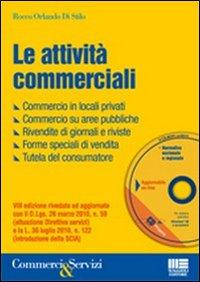 Le attività commerciali. Con CD-ROM
