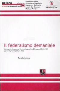 Il Federalismo Demaniale.