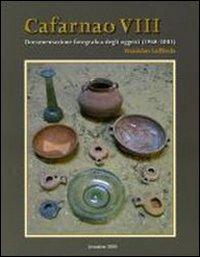 Cafarnao VI, VII, VIII. Tipologie e contesti stratigrafici della ceramica (1968-2003). Descrizione e documenti