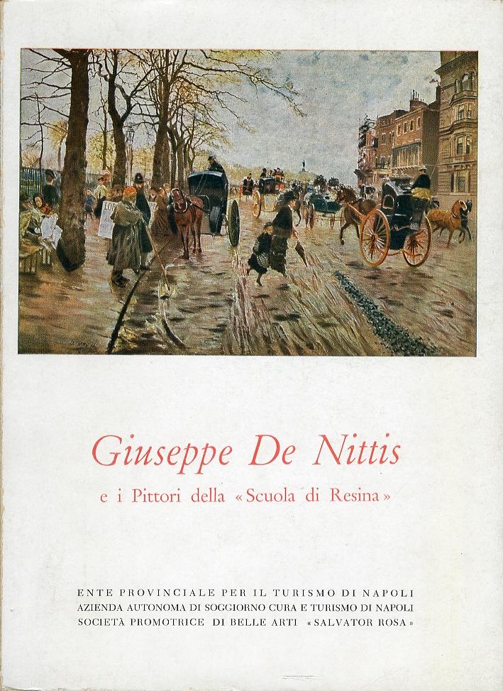 Mostra di Giuseppe De Nittis e dei Pittori della