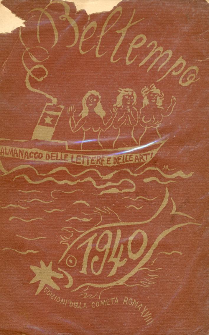 Beltempo. Almanacco delle lettere e delle arti