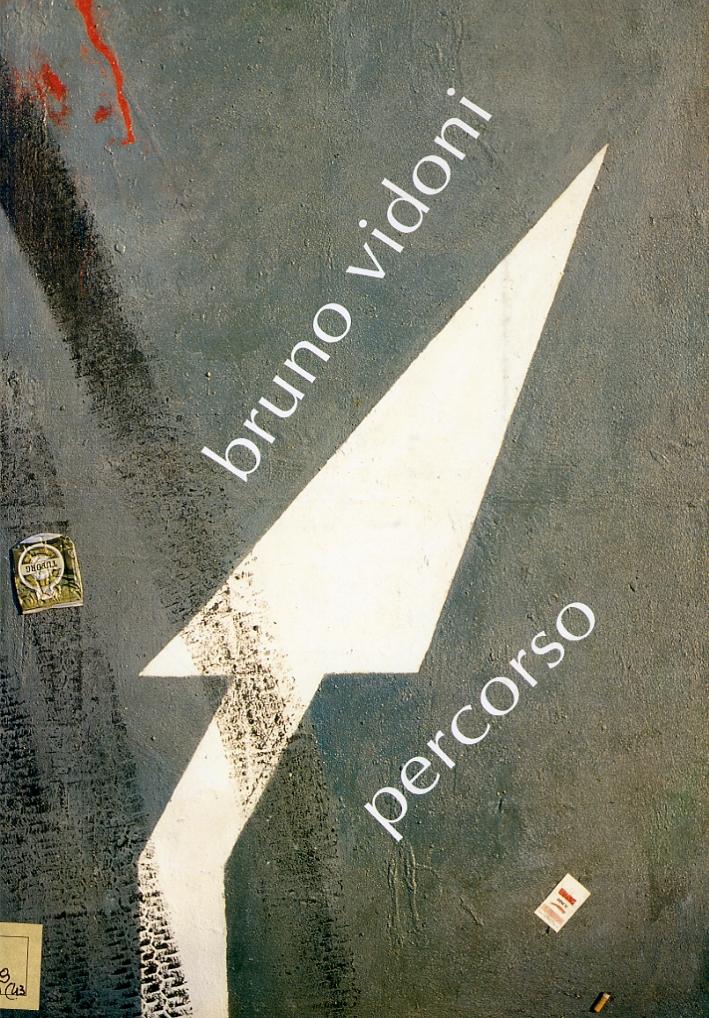 Bruno Vidoni. Percorso