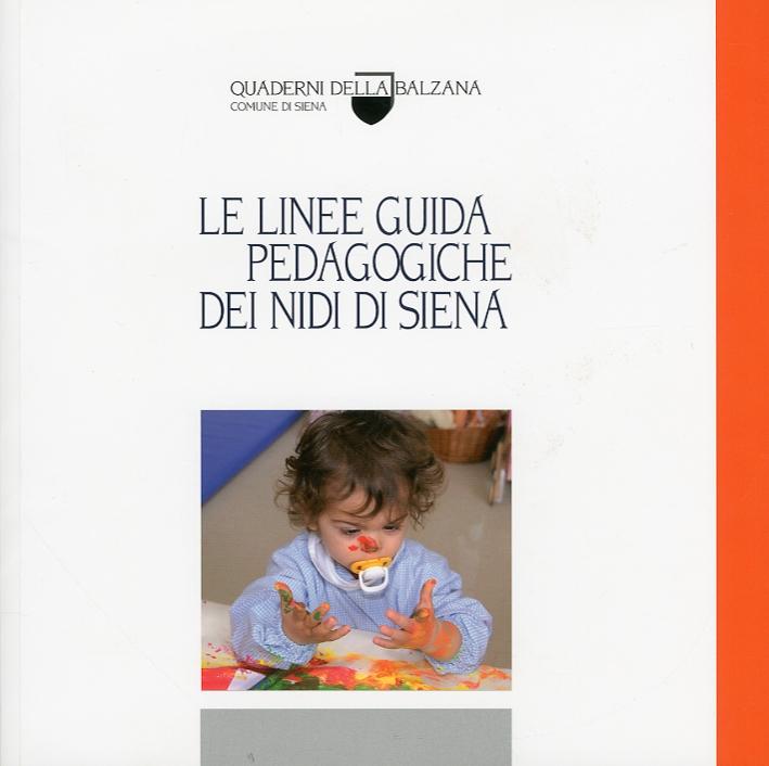 Le linee guida pedagogiche dei nidi di Siena