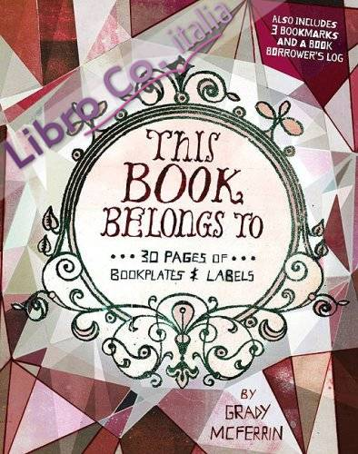 This Book Belongs to:.