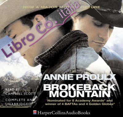 Brokeback Mountain. [AUDIO]