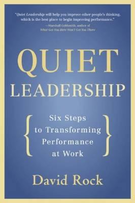Quiet Leadership.