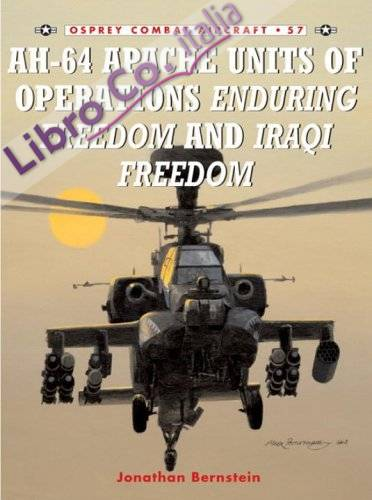 AH-64 Apache Units of Operations Enduring Freedom and Iraqi.