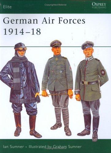 German Air Forces 1914-18.