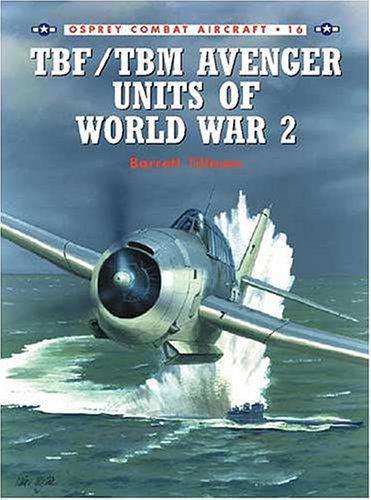 TBF/TBM Avenger Units of World War 2.