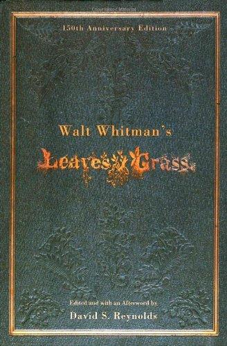 Walt Whitman's Leaves of Grass.