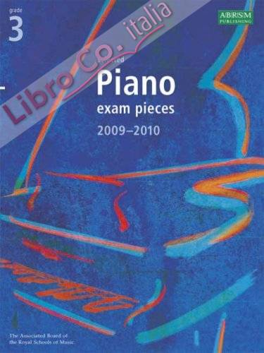 Selected Piano Exam Pieces.