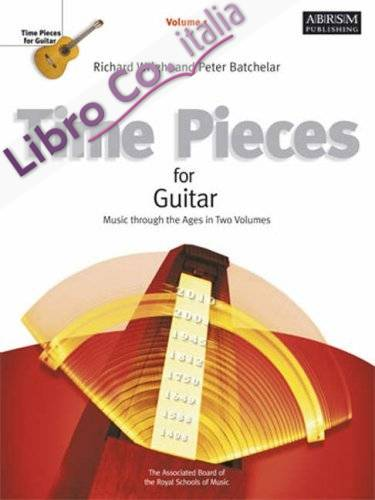 Time Pieces for Guitar.