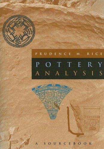 Pottery Analysis.