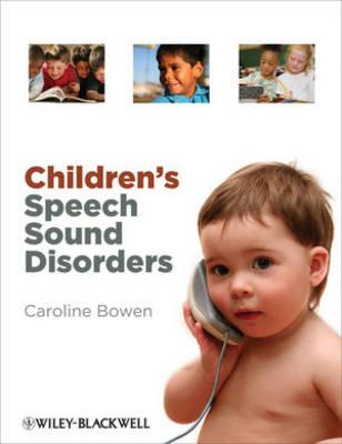 Children's Speech Sound Disorders.