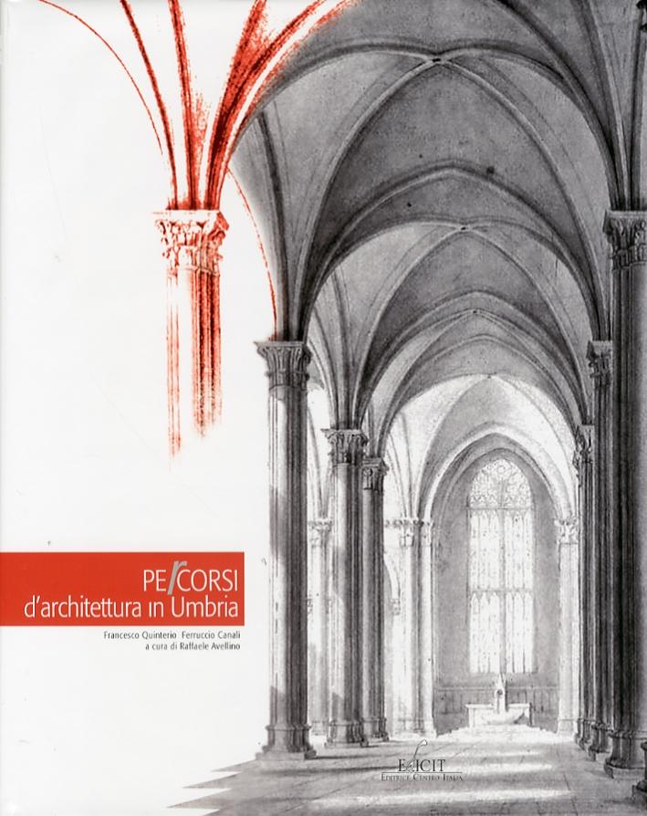 Percorsi d'architettura in Umbria.