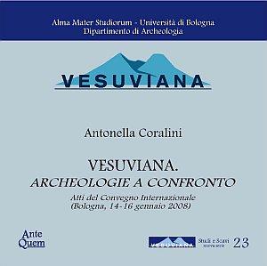 Vesuviana. Archeologia a confronto. CD-ROM.