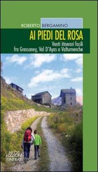 Ai piedi del rosa. Venti itinerari facili fra Gressoney, val d'Ayas e Valtournenche.