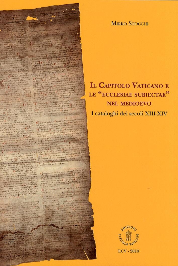 Il Capitolo Vaticano e le