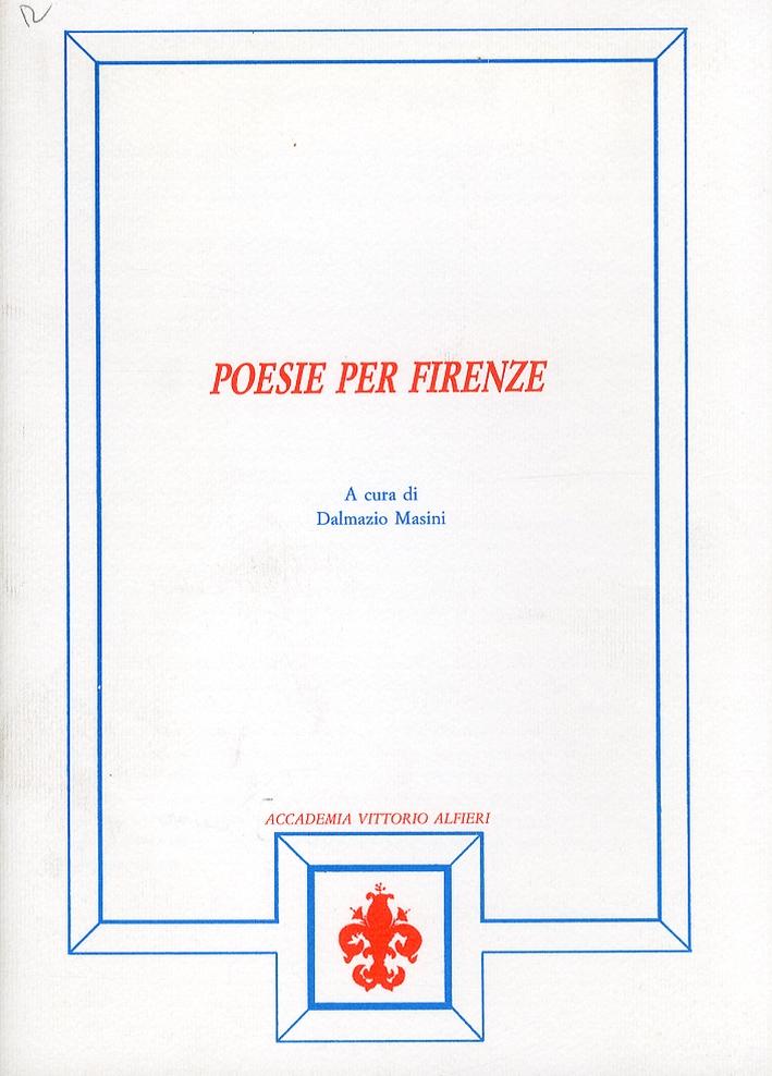 Poesie per Firenze