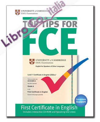 Official Top Tips for FCE