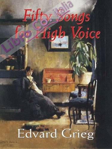 Fifty Songs for High Voice.