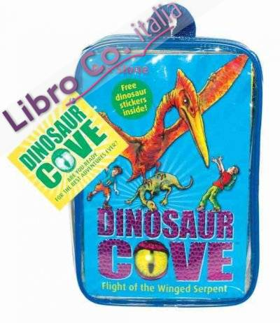Dinosaur Cove Backpack.