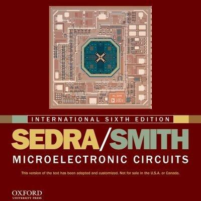 Microelectronic Circuits.