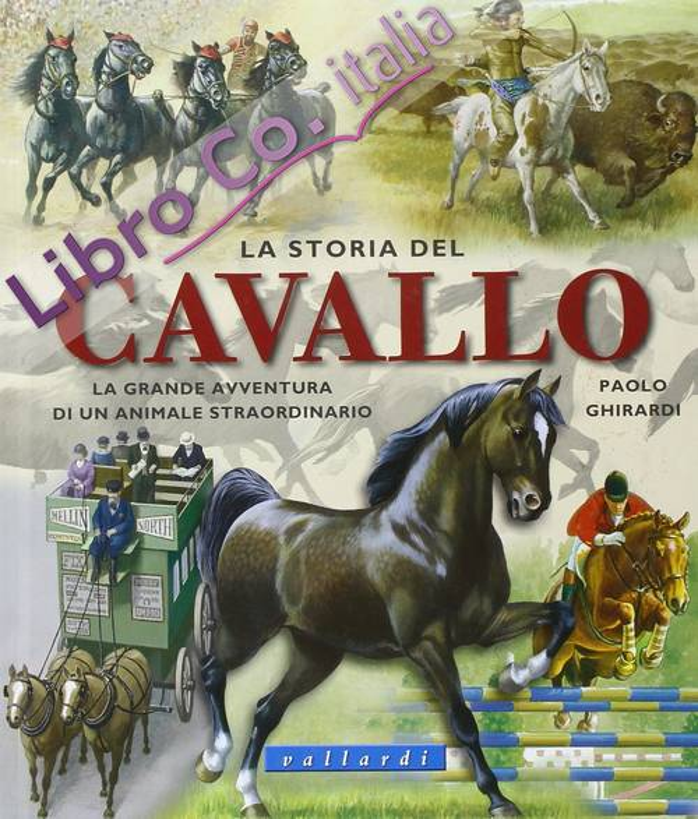 La storia del cavallo.
