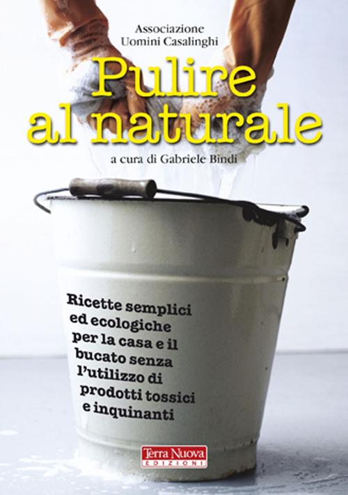 Pulire al naturale. Ricette semplici ed ecologiche per la casa e il bucato senza l'utilizzo di prodotti tossici e inquinanti.