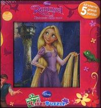 Rapunzel. L'intreccio della torre. Libro puzzle. Ediz. illustrata