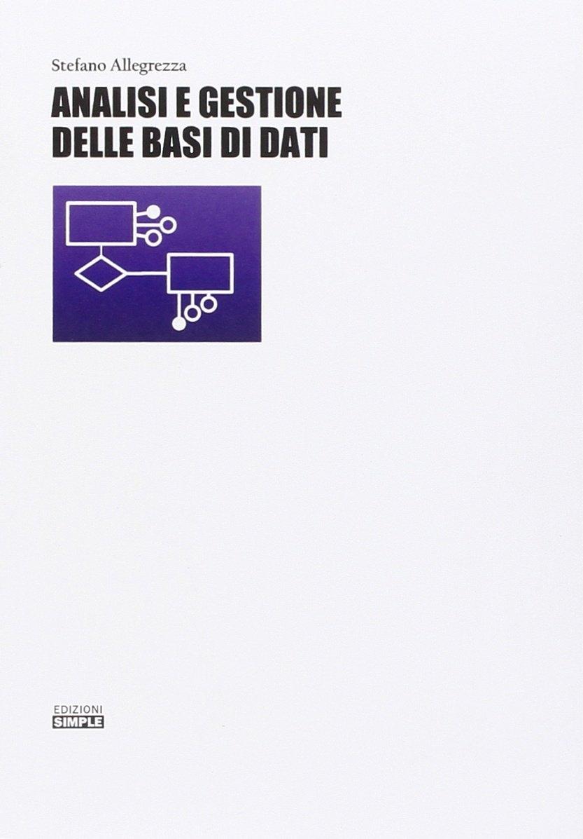 Analisi e gestione delle basi di dati