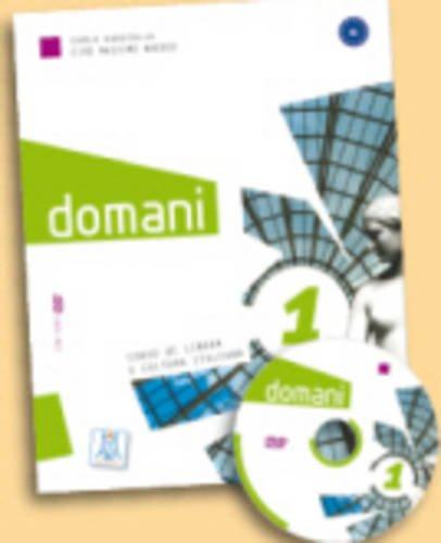 Domani. Con DVD-ROM. Vol. 1.