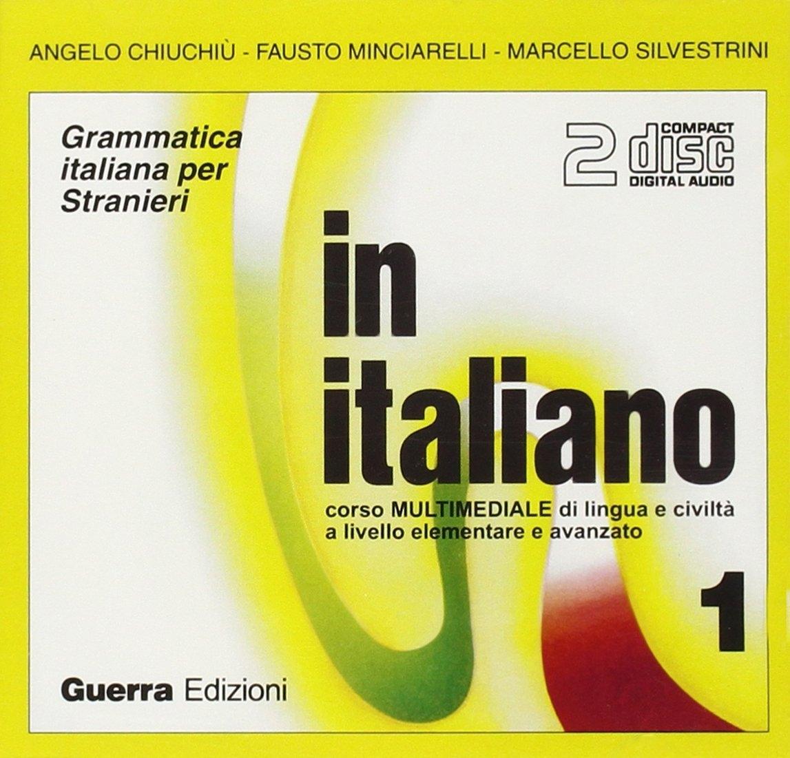 In italiano. Corso multimediale di lingua e civiltà a livello elementare e avanzato. 2 CD Audio. Vol. 1.