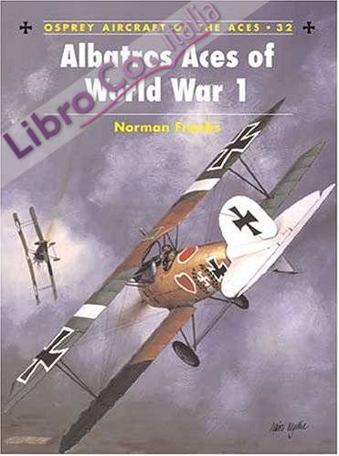 Albatross Aces of World War 1.