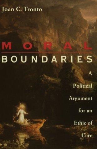 Moral Boundaries.