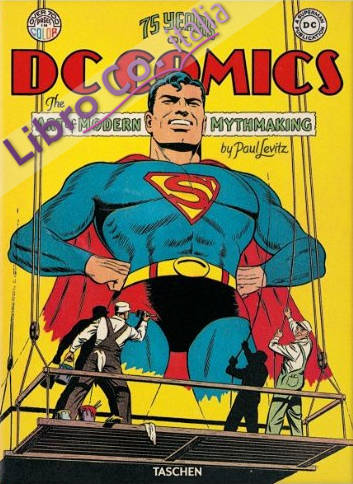 Seventy-Five Years Dc Comics