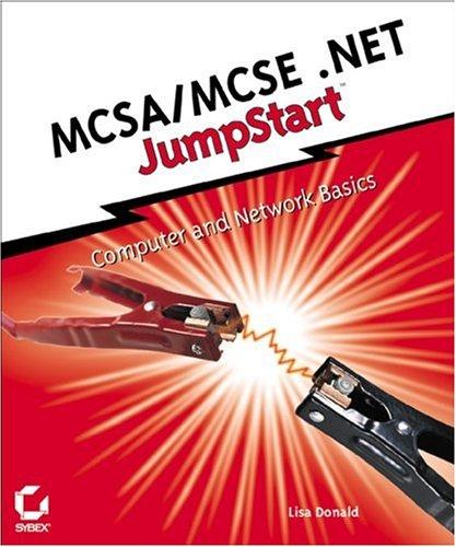 MCSA/MCSE.NET JumpStart