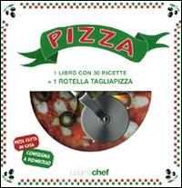 Pizza. Con Gadget.
