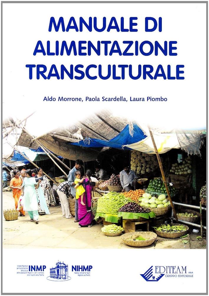 Manuale di alimentazione transculturale.