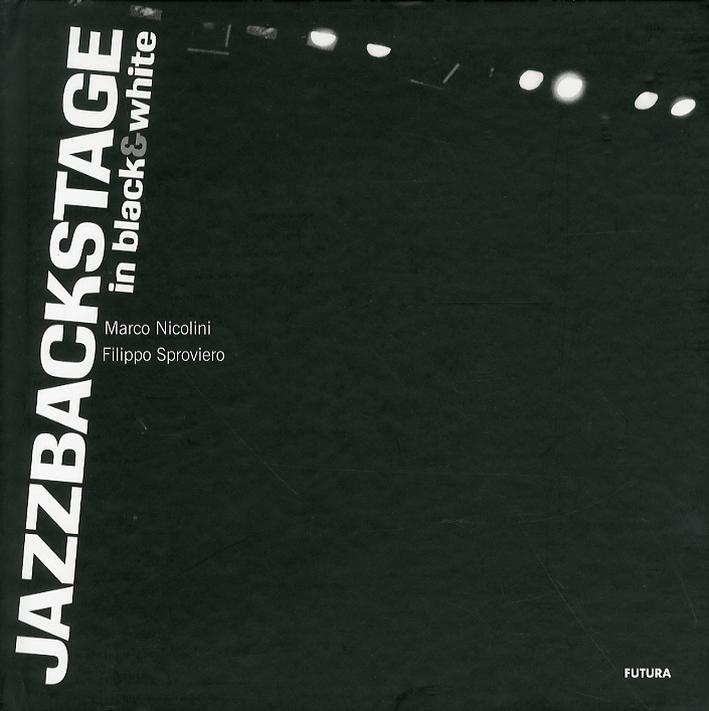 Jazzbackstage in Black & White