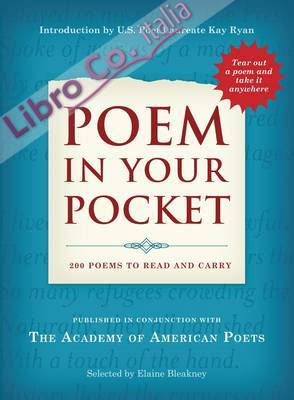 Poem in Your Pocket.