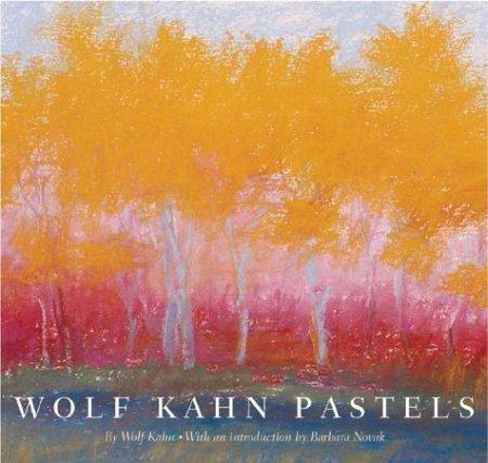 Wolf Kahn Pastels.
